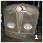 Fordson Super Major 1962 grill_thumb